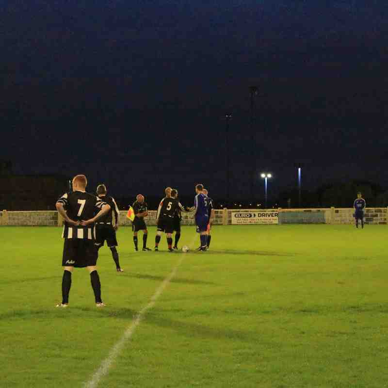 Brodsworth Welfare v Askern FC - 23rd September 2015