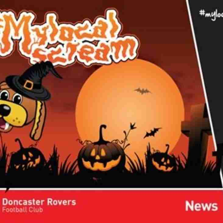 Rovers Halloween Offer