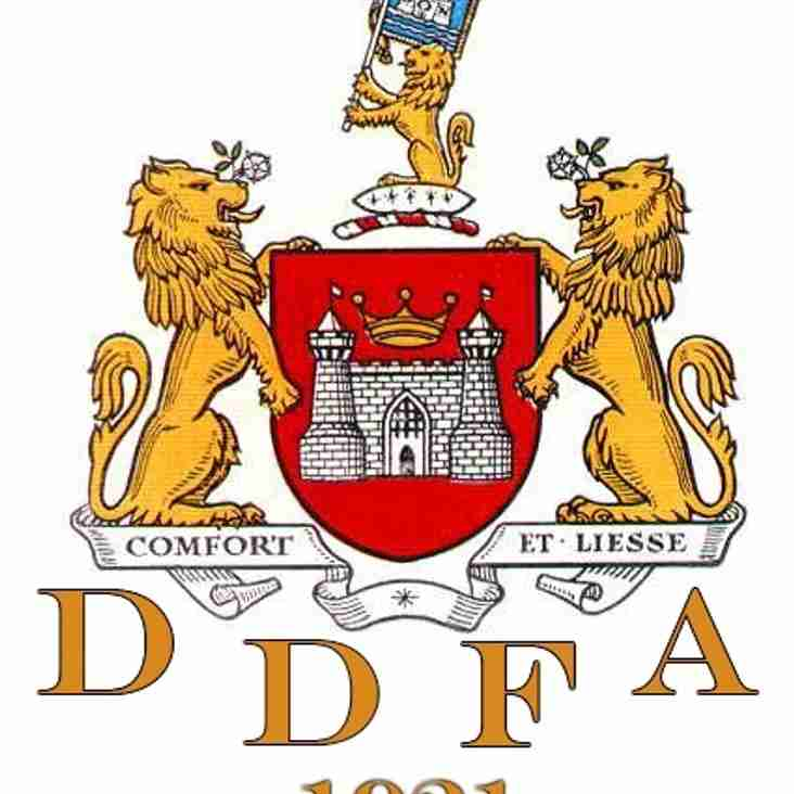 Doncaster & District FA Website