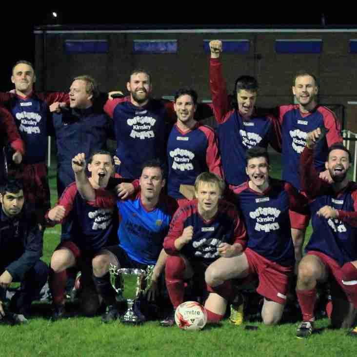 The Urban Bar Doncaster Senior League Premier Division Cup Final