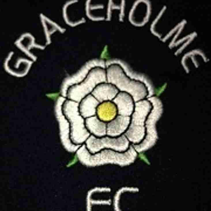 Congratulations FC Graceholme Premier Division Champions 2015/16