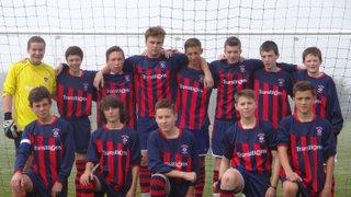 ROFC U15 Sunday