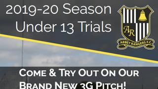 Under 13 Trials