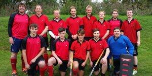 Men's 2XI v Oxford Hawks
