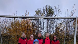 Aylesbury U12 Girls League - 20 November