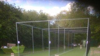 Waddesdon CC indoor training