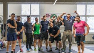 Stade Rugby Weightlifting Workshop