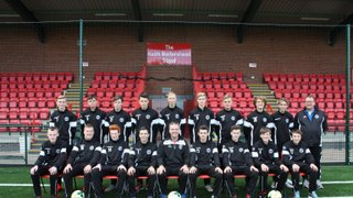 2016-17 New Track Suits Sponsored by Horsleys Removals