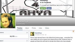 Heart4Rhya Album/Page