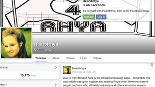 U11 Blues #heart4rhya Photos