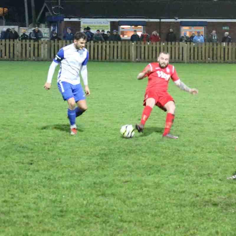 Lancashire Shield Semi Final 2019