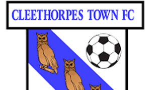 Under 16's Cleethorpes Town in Cup action