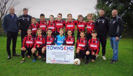 U15's Clee Town Pattesons