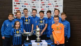 Under 13's Cleethorpes Town East Trans