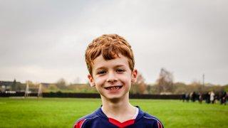 ROFC Blue Under 11's Squad Photographs