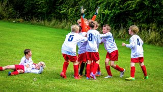 ROFC Under 11's Blue Cotgrave Summer Cup 2014
