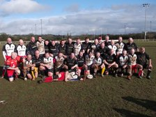 Masters Rugby League comes to Telford