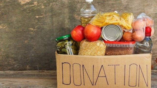 Foodbank donations needed