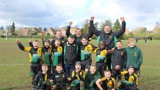 Stevenage Town Rugby Club V Wewyn V Barnet Elizabethans