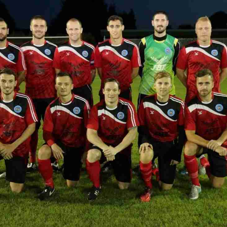Inter League team seal cup final place