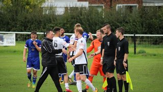 GALLERY   Widnes v Glossop North End