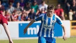New Signing: Rhain Hellawell returns on loan