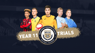 NPL Academy Trials in February
