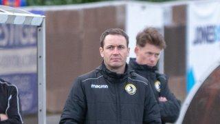 Towey: 'We never looked like scoring'