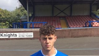 New Signing: James Steele becomes sixth summer signing