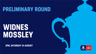 PREVIEW | Widnes v Mossley (Emirates FA Cup)