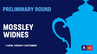 PREVIEW | Mossley v Widnes (Emirates FA Cup)