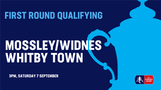 Widnes/Mossley handed home FA Cup draw