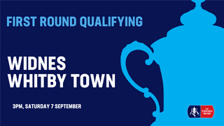 PREVIEW | Widnes v Whitby Town (Emirates FA Cup)