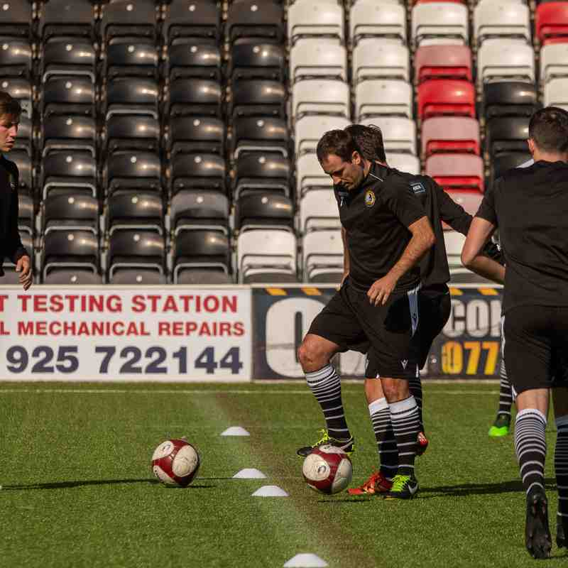 GALLERY | Widnes 1-4 Ramsbottom United
