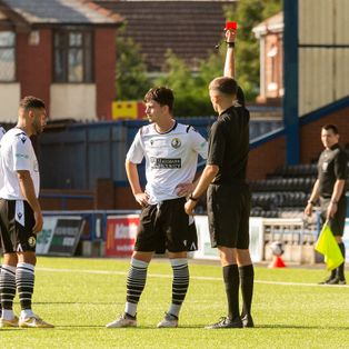 REPORT | Widnes 1-4 Ramsbottom United