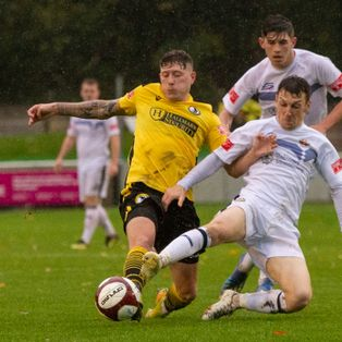 REPORT | Trafford 1-1 Widnes