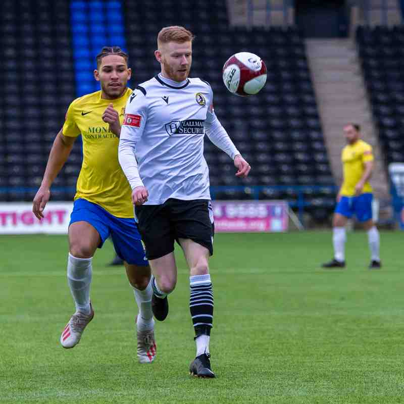 GALLERY | Widnes 0-1 Clitheroe