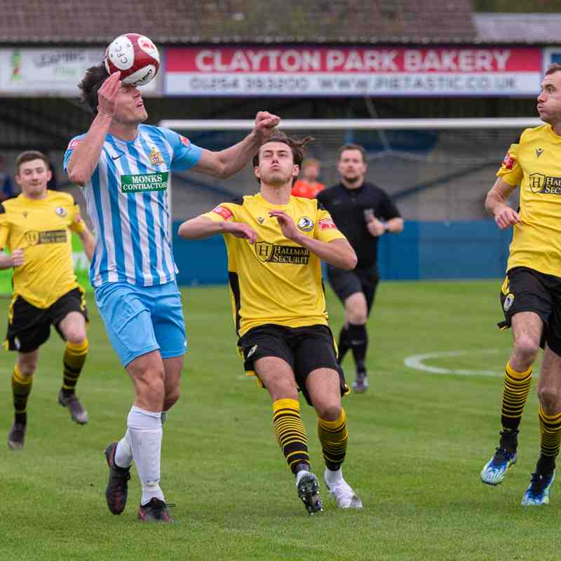 GALLERY | Clitheroe 2-1 Widnes