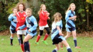 U14s v South Park Girls FC - 29th November 2015