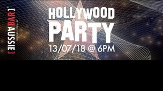 Aussie Bar's HOLLYWOOD 12 Year Birthday Party