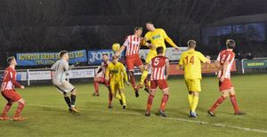 Banbury United 3 Easington Sports 0 – match report
