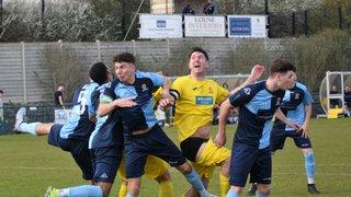 St Neots Town 0 v Banbury United 3