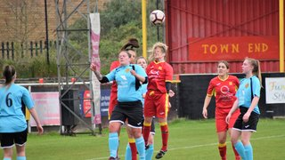 Banbury United WFC 1 - 1 Carterton