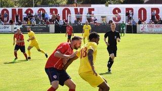 Bromsgrove Sporting 0 - 2 Banbury United