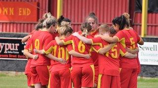 Banbury United WFC 1 - Walton Casuals Ladies 2
