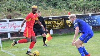 Banbury United 2 Gainsborough Trinity 2