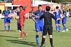 Match report – Banbury Utd 2 Gainsborough Trinity 2