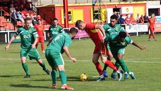 Banbury United 0 Hitchin Town 0