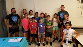 Trident Rugby Camp