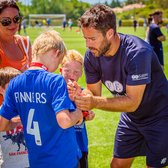COBHAM FC TEAMS UP WITH FOOTBALL ESCAPES
